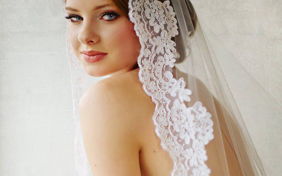 L'eleganza del velo da sposa