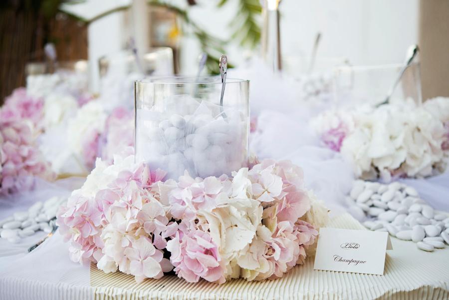 La confettata il paradiso di zucchero pagelli sposi - Confettata matrimonio a casa ...