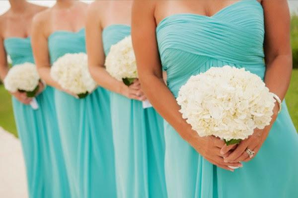new arrival 7f78f 497de Un matrimonio tutto in ... Verde Tiffany! - Pagelli Sposi